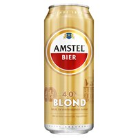 Amstel Blond 50cl