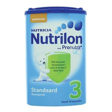 Nutrilon Standaard opvolgmelk 3