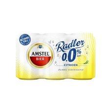 Amstel Radler  0,0% 6x33cl blik