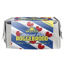 Veer Fries Roggebrood 500gr