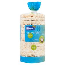 Bio+ Rijstwafel met Zeezout