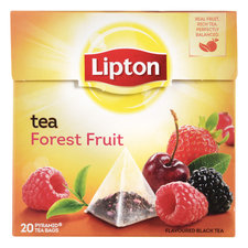 Lipton Forest Fruit Thee 34gr
