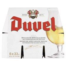 Duvel Bier 6x33cl fles