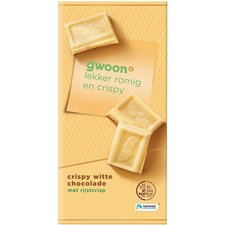Gwoon tablet witte crisp