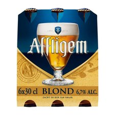 Affligem blond 6x30cl