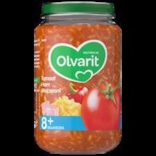 Olvarit 8m09 tomaat ham macaroni