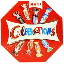 Celebrations Doos Groot 385gr
