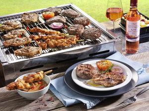 Barbecue deluxe menu