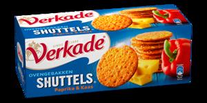Verkade Shuttels Paprika/Kaas