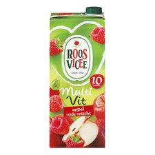 Roosvicee Multivit Appel Rode Vrucht 1,5ltr
