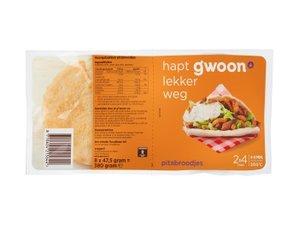 Gwoon Shoarma Pita broodje 2x5 10st