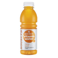 Sourcy Vitamine water Mango/Guave 500ml