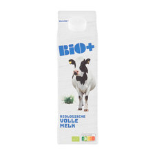Bio+ Volle Houdbare Melk 1ltr