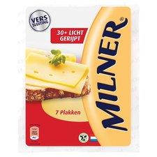 Milner jong belegen kaasplakken