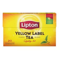 Lipton Yellow Label Tea 30gr