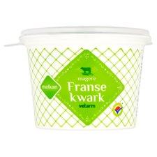 Melkan Magere Franse Kwark 450g
