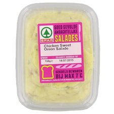 Spar Chicken Sweet Onion Salade