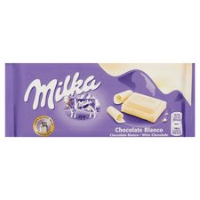 Milka Tablet Wit 100gr