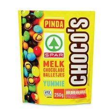 Spar Choco's Pinda 250gr