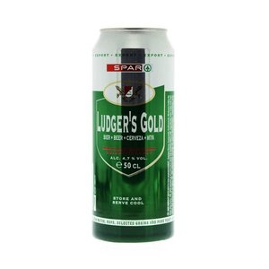 Spar ludgers gold blik 50cl