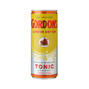 Gordon's Gin Tonic 250ml